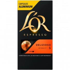 Кофе в капсулах L'OR Espresso Delizioso (10 капс.)