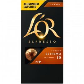 Кофе в капсулах L'OR Espresso Lungo Estremo (10 капс.)